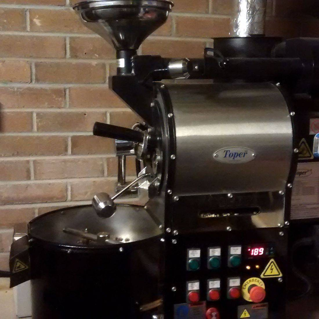 The Coffee Bean Roaster
