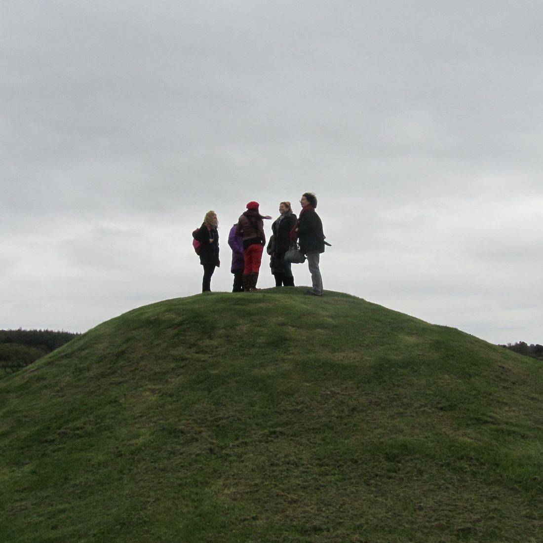 Earthmoves Bryn Celli Ddu Wales Neolithic sacred tour
