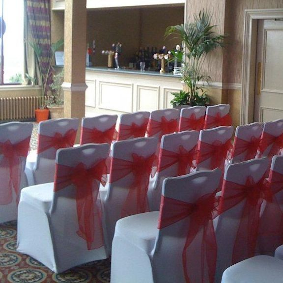 Kilmarnock chair cover hire