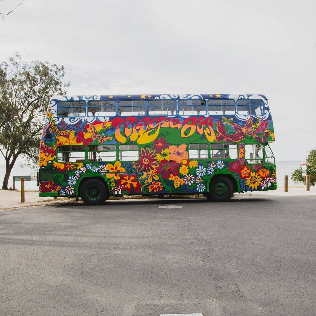 Magic Bus Byron Bay