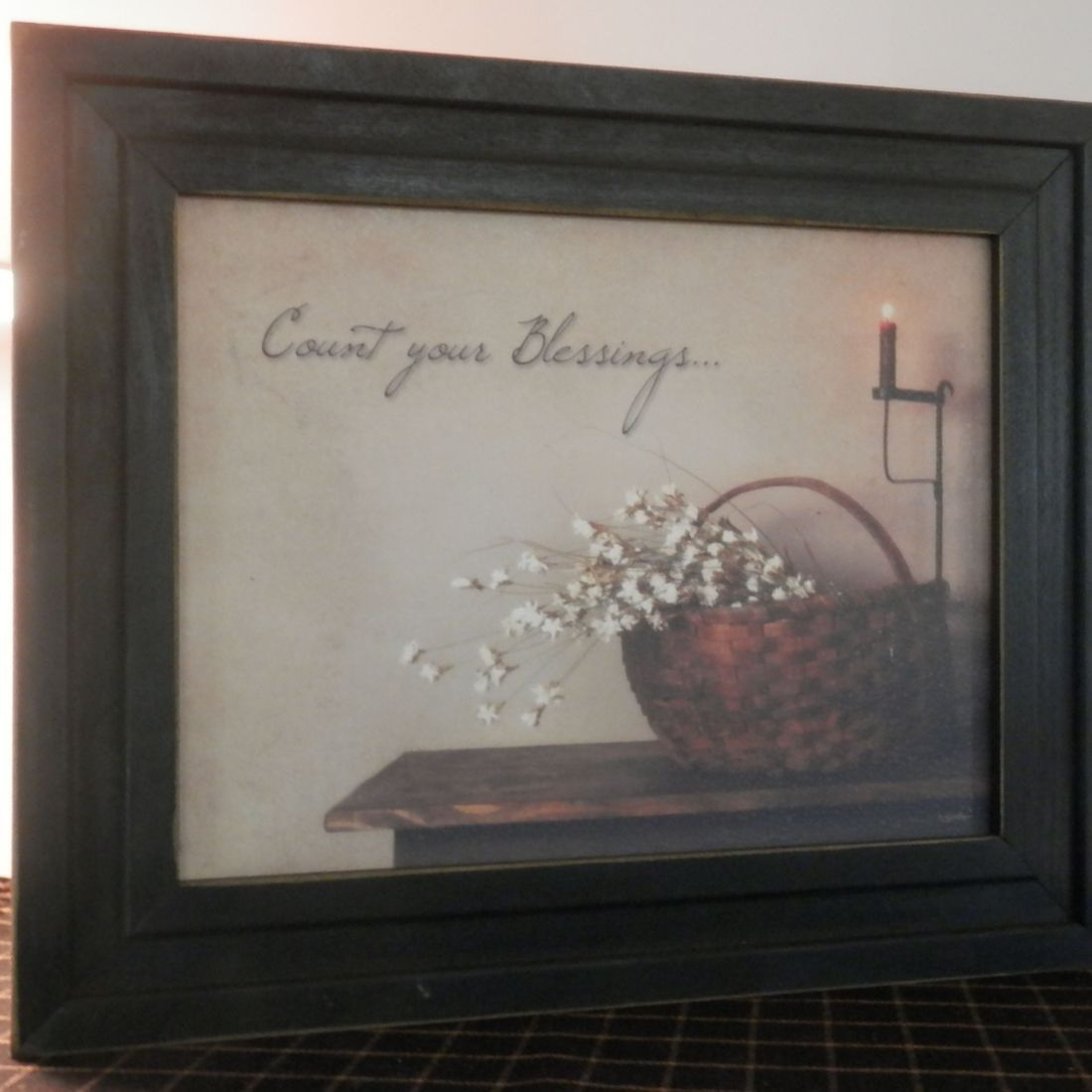 primitive framed print