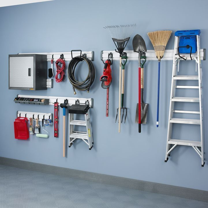 Home and Garage Organization