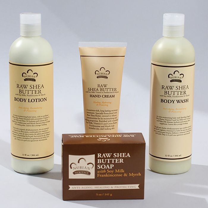 Raw Shea Butter Kit