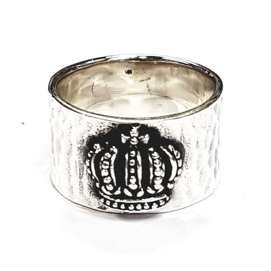 Solid Silver rings available at Kazbah online and our Leicester city centre shop