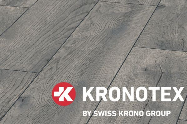 Kronotex Peterson Oak Grey