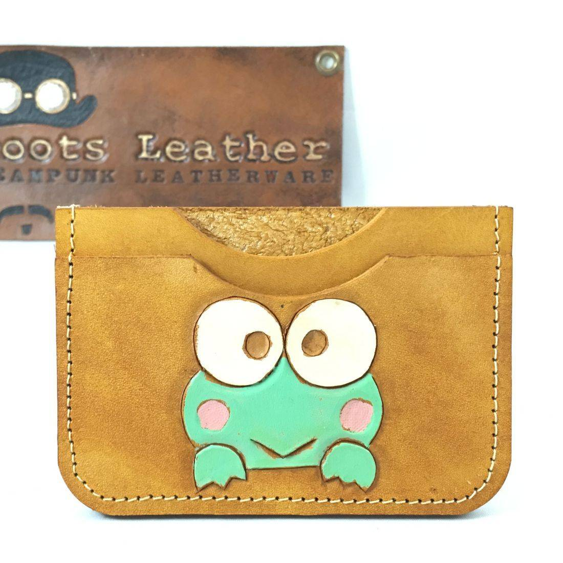 Double Slot Wallet Keropi