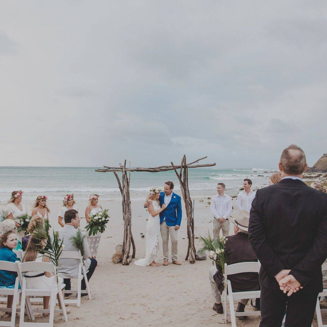 Wategos Beach Wedding