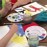 Art lessons for kids art classes Dream Free Art