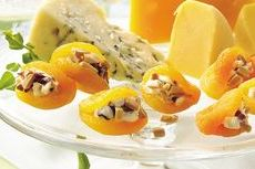 Stuffed Apricots Arista Caterers