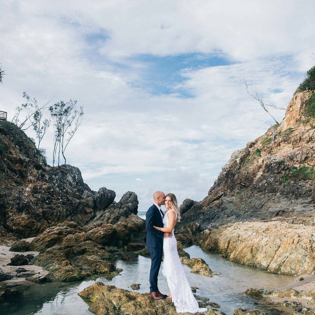 Emma and Nathan's Byron Bay Wedding