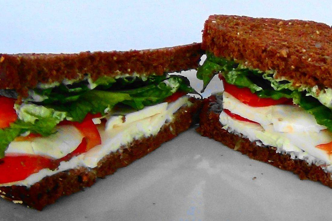 Caprese sandwich catering Seattle