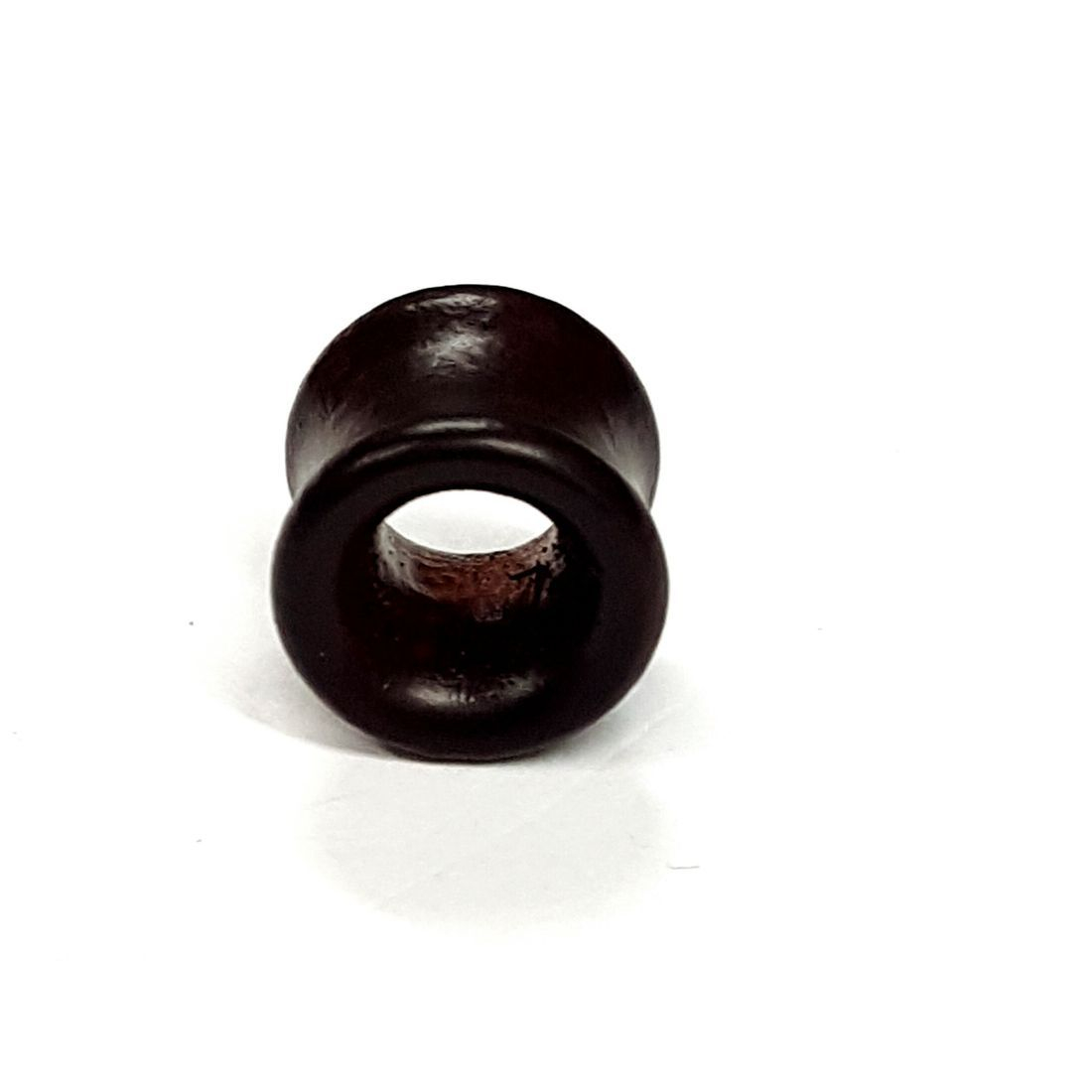 16mm Plain Cherry Wood Tunnel