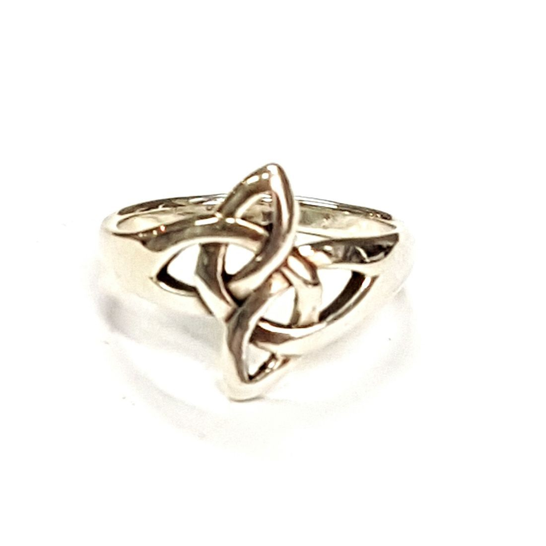 Celtic Knot Ring  available at Kazbah online and our Leicester City Centre shop