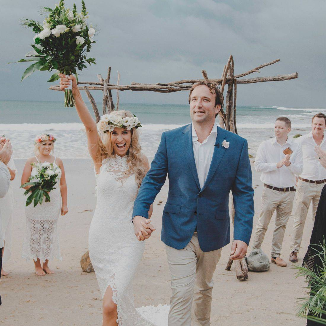 Married - Wategos Beach