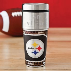 Personalized NFL Tumbler