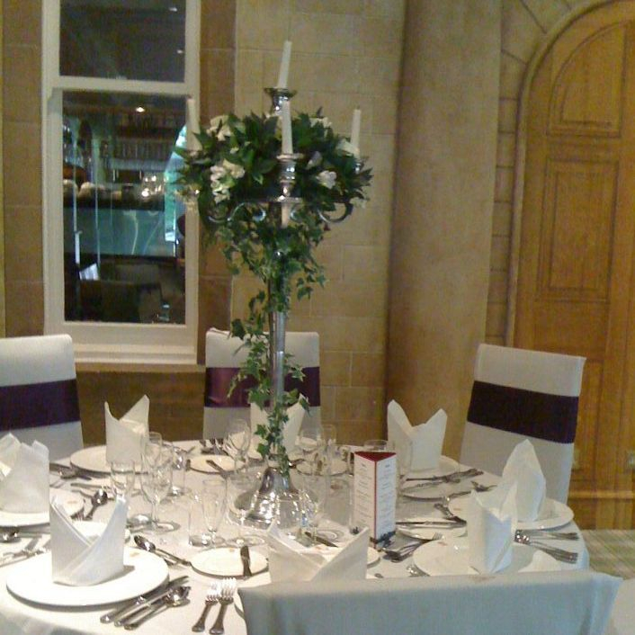 Candelabra hire dundee