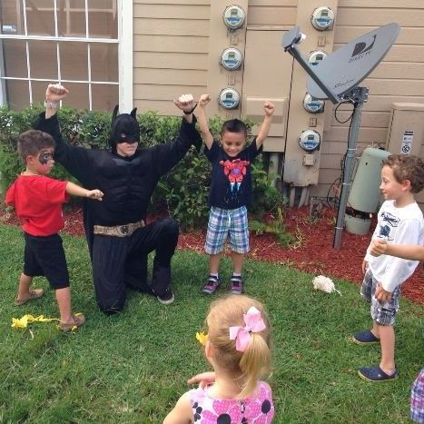 Batman Entertainer