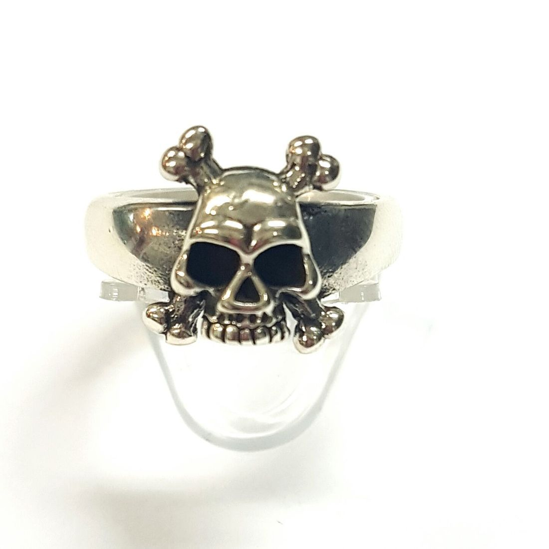 Skull and Cross Bones Ring  available at Kazbah online and our Leicester City Centre shop