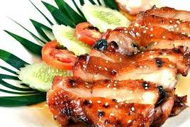This is the hawaiian teriyaki chicken