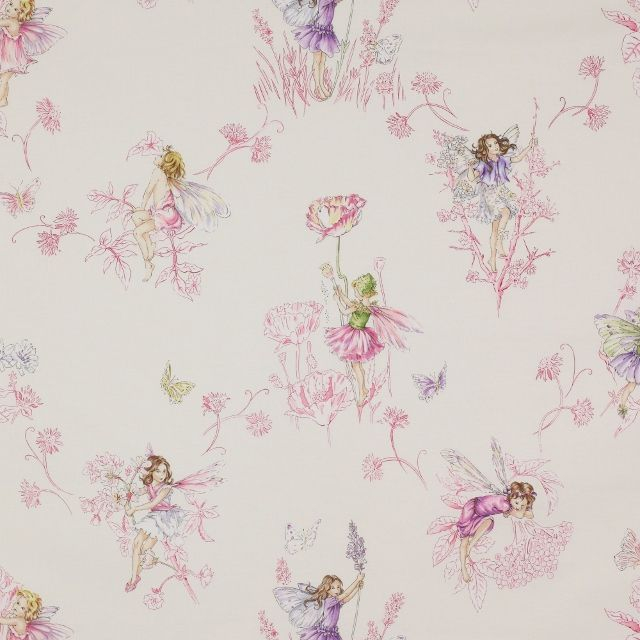 Jane Churchill Meadow Fairy Fabric