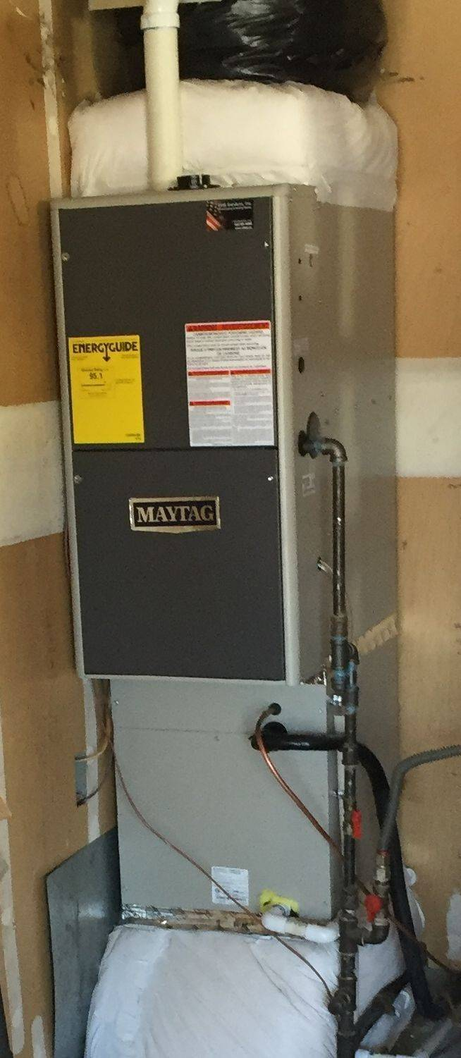 Maytag furnace gas furnace install repair replacement air handler electric furnace oil furnace