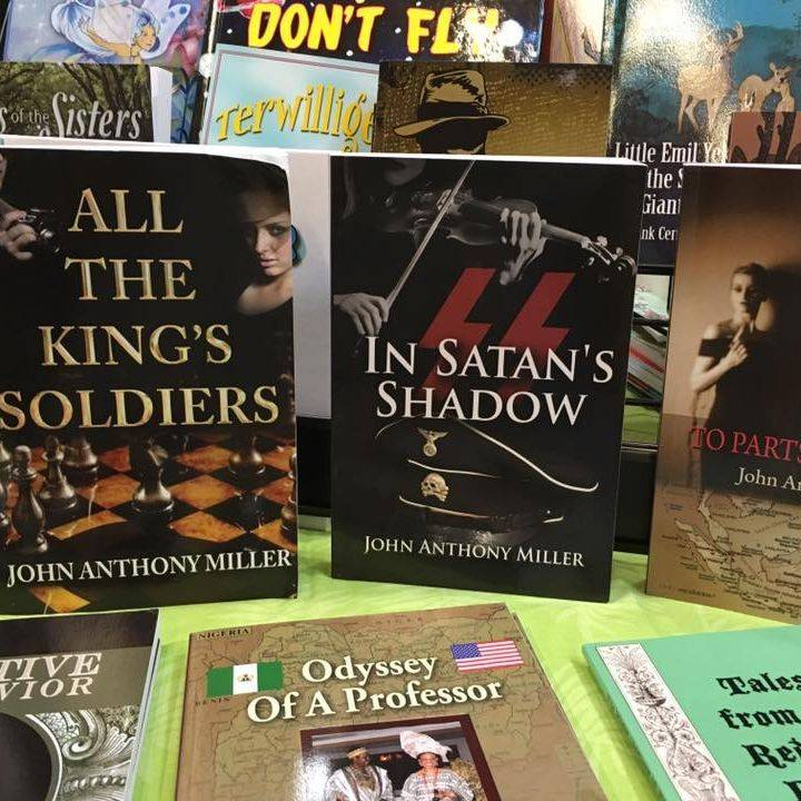 series, author, john anthony miller, mystery, fiction, book