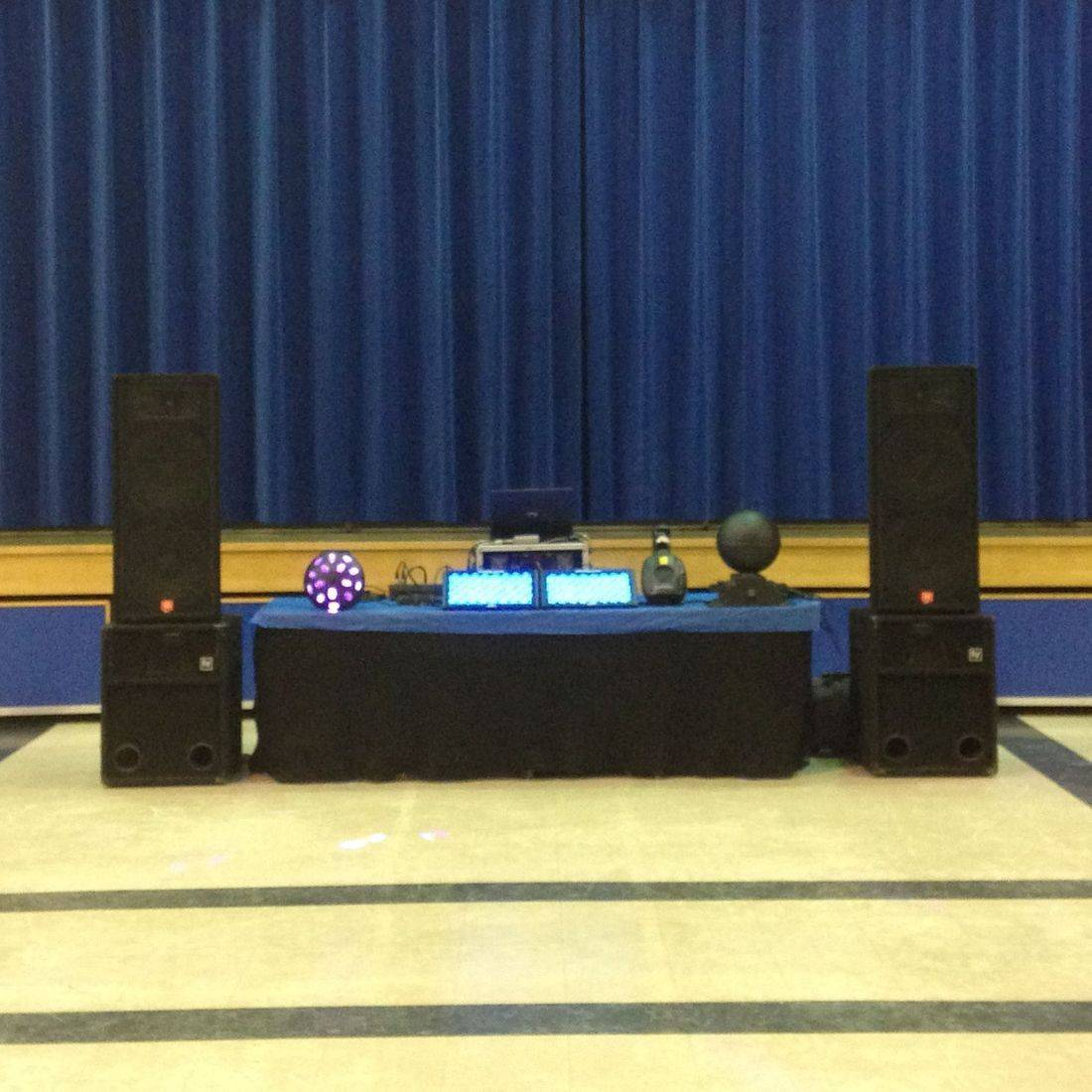 Mr. Productions DJ Service at McKinnon Park Secondary School