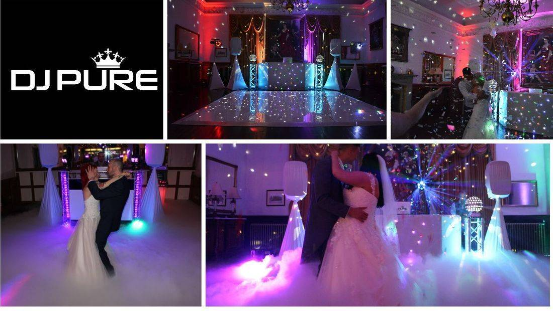 DJ PURE WEDDING DJS