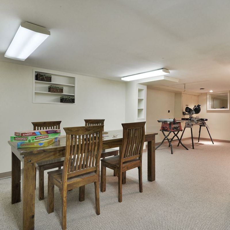 Residential Staging - Basement