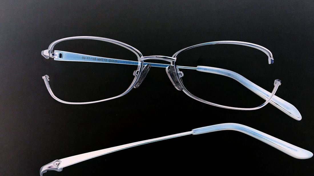 Eyeglasses repairs professionally Done By a Licensed Optician