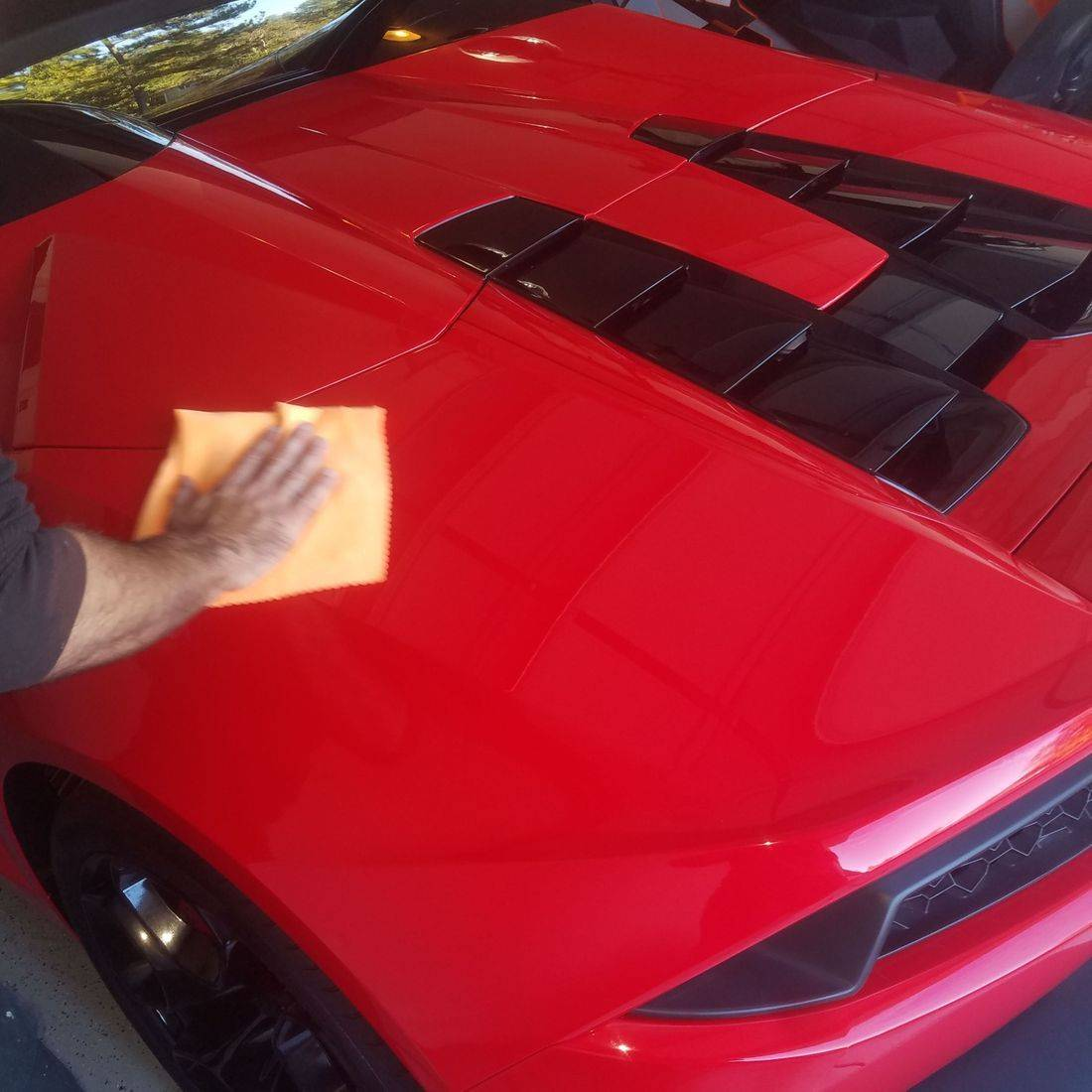 mobile car detailing, ceramic coating, Gwinnett Auto Appearance