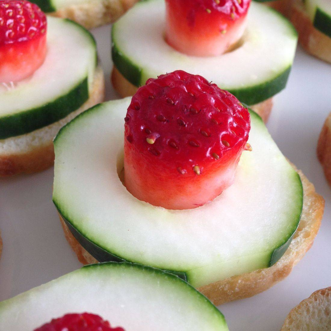 Holiday hors d'oeuvres Arista Catering