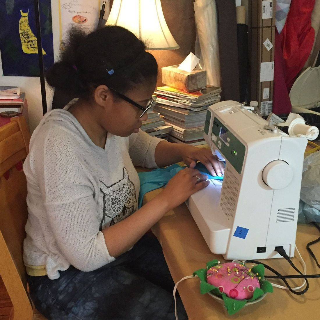 Sewing Classes, Teens Sewing Class, Learn to sew