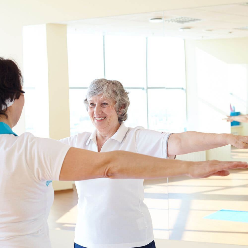 On Point Physio Ltd. Falls prevention, Epsom