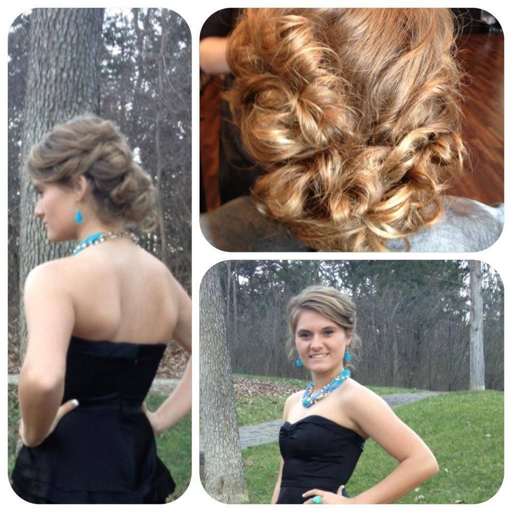 special occasion updos
