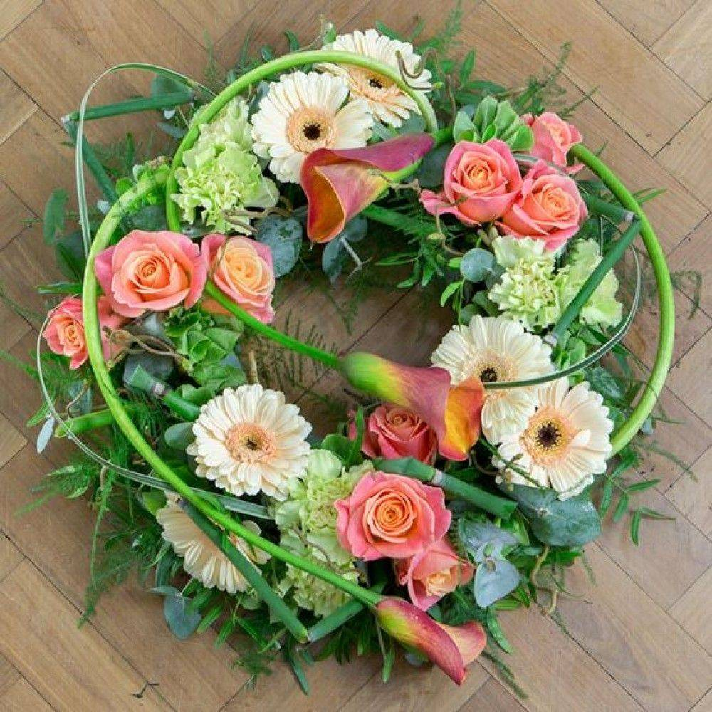 funeral wreath lincolnshire