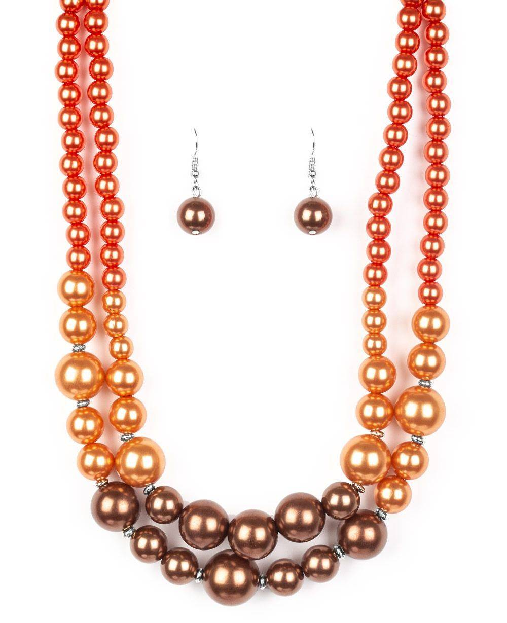 The more the modest multi necklace set
