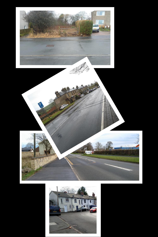 Highways Access Appraisal Preston