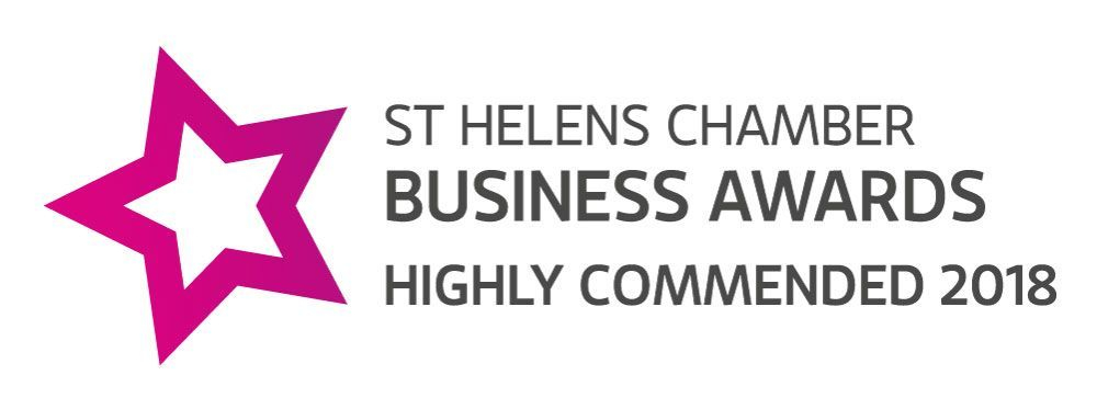 St Helens Chamber Highly Commended