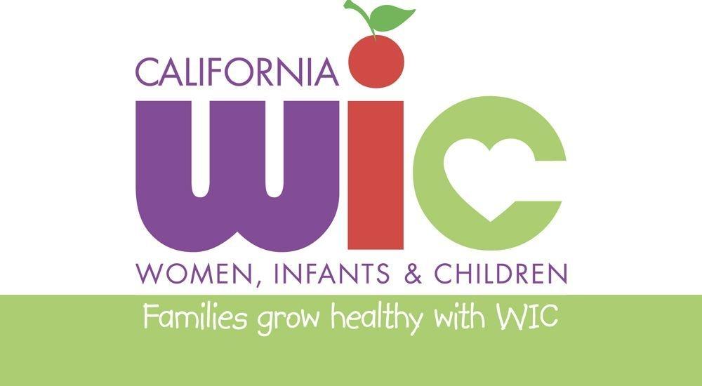 Logo for the California Women, Infants and Children (WIC) program.