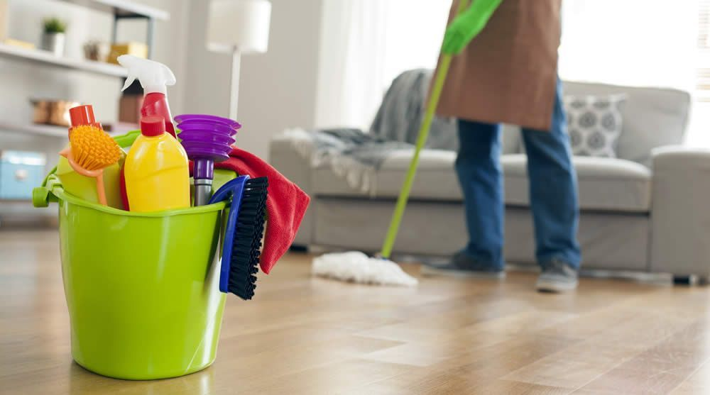 house cleaning in sudbury