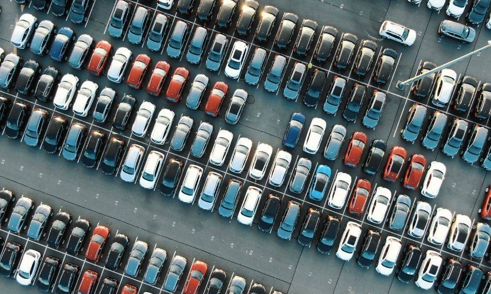 What Your Parking Lot Says About Your Business