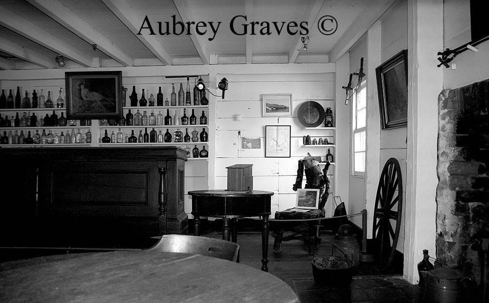 California's First Theatre, Monterey, CA, haunted