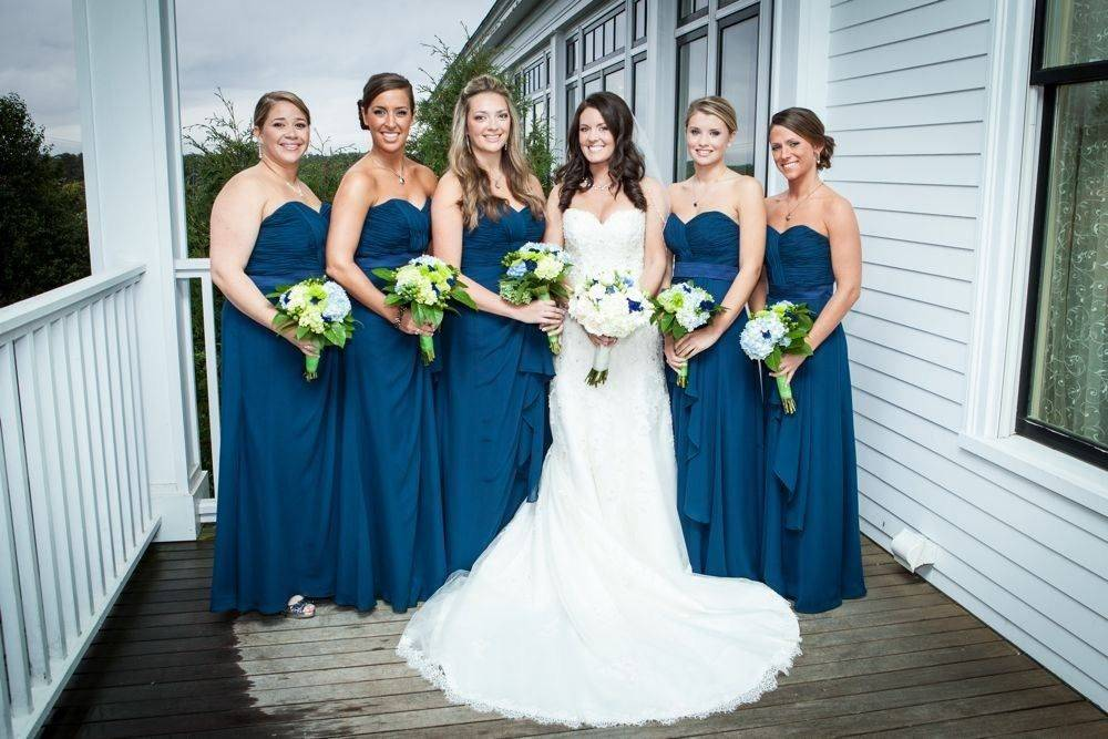 The White Wedding - Wentworth By The Sea, New Castle New Hampshire