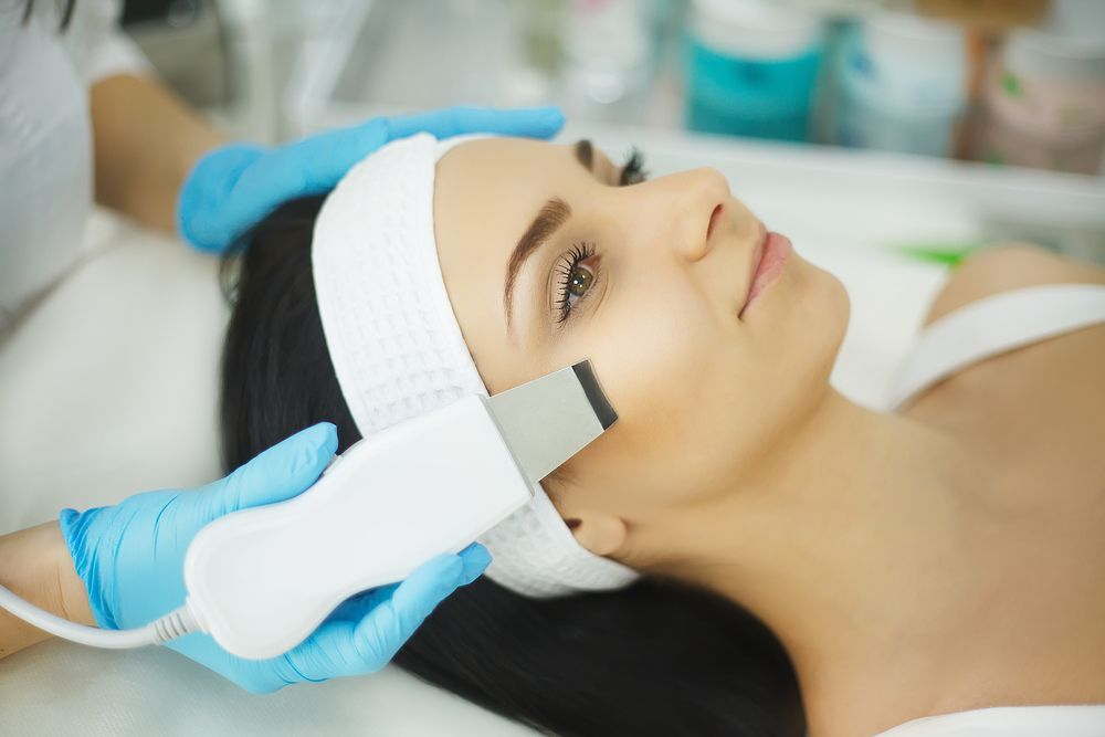 Ultrasonic Facial Anti aging