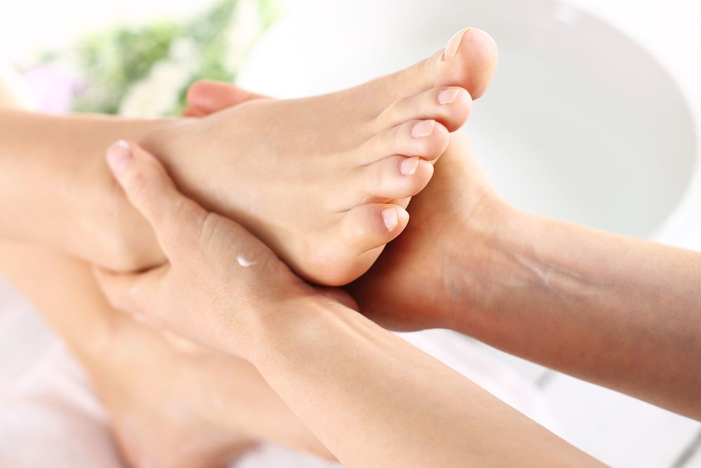Reflexology in Newquay Cornwall