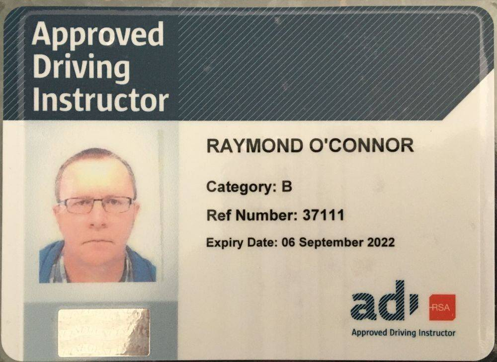 Approved Driving Instructor Permit