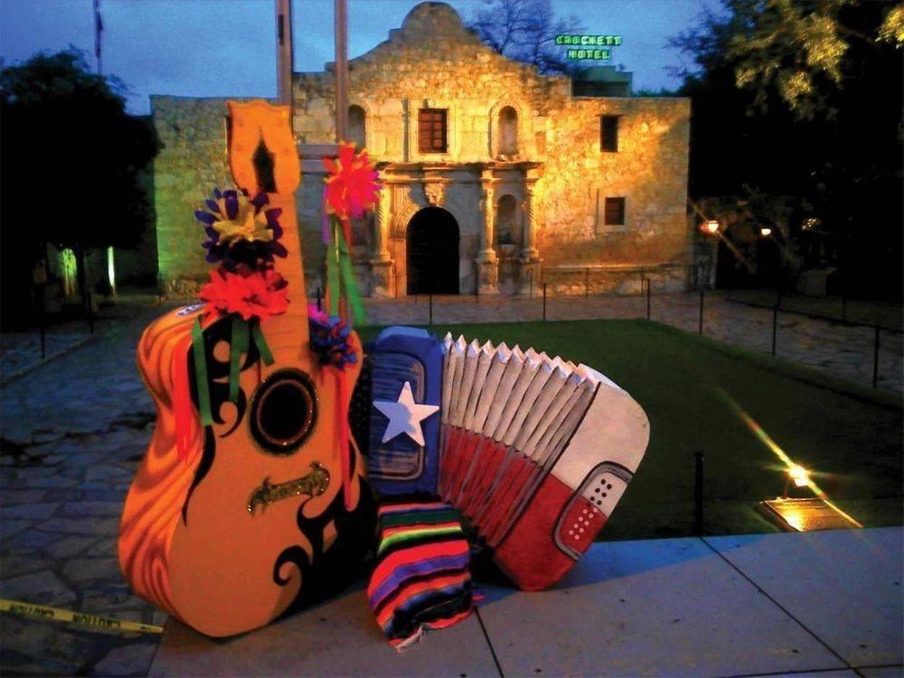 Fiesta San Antonio Event Decorations Props & Displays