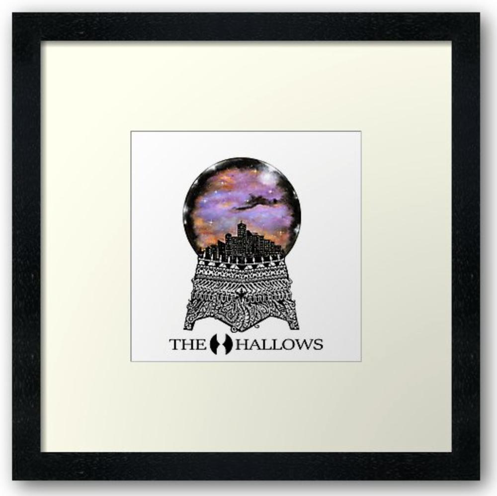 The Hallows Frame