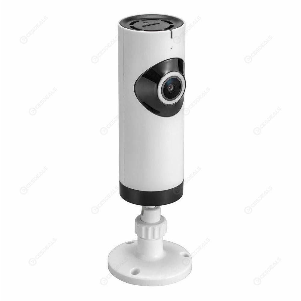 Wireless 360 Panoramic Surveillance Camera Wide Angle Smart IP Camera